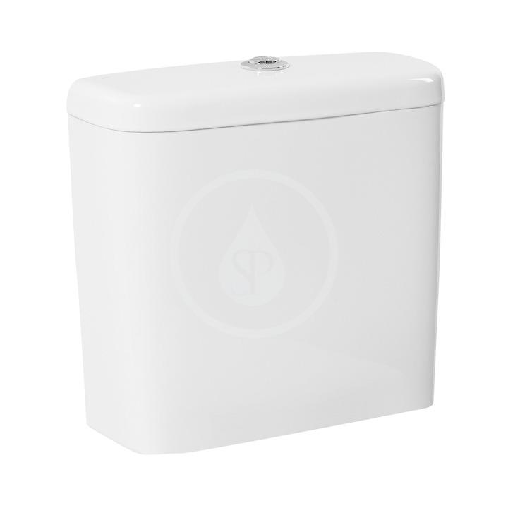 JIKA Tigo WC nádržka kombi, spodní napouštění, bílá H8282130007421