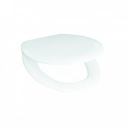 JIKA - Zeta WC sedátko termoplast, Antibak, bílá (H8932710000001)