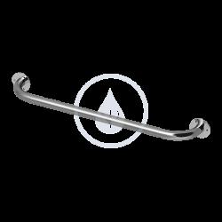 SANELA - Nerezové doplňky Nerezové madlo univerzální, pevné, délka 600 mm, matný povrch (SLZM 02DX)