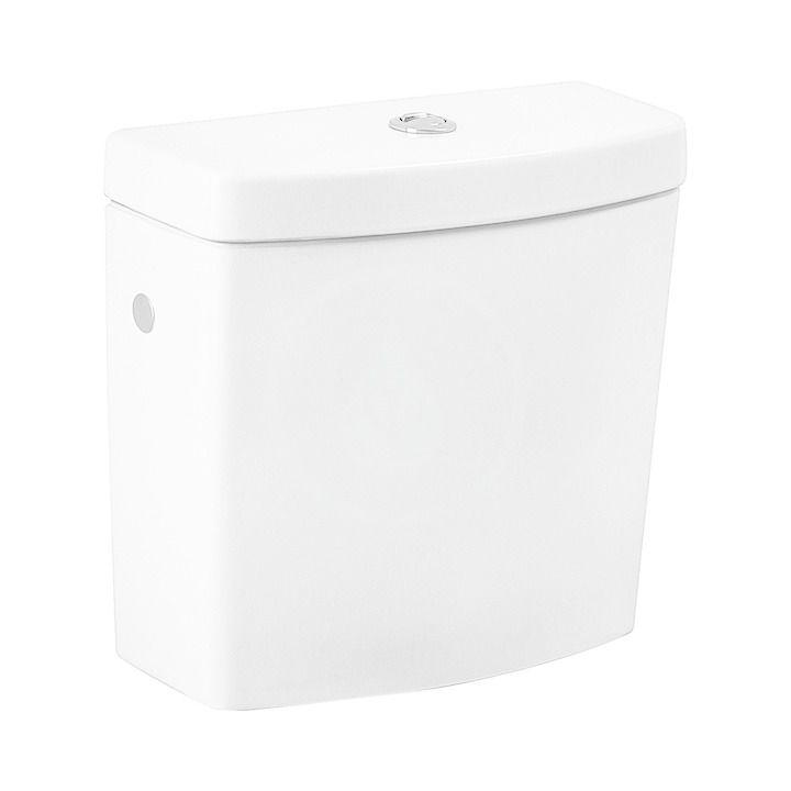 Mio WC nádržka kombi, boční napouštění, Jika Perla, bílá H8277121002411
