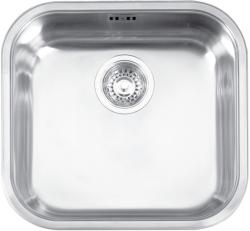 FRANKE - Quadrant Dřez QAX 610, 445x415 mm, nerez (101.0286.031)