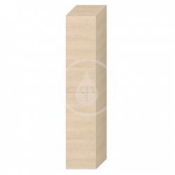 JIKA - Cubito Vysoká skříňka, 320x1618x322 mm, dub (H43J4222305191)