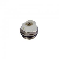 """MEREO - Zátka odvzdušňovací s """"O"""" kroužkem, kov/plast, 1/2"""" (CR187)"""