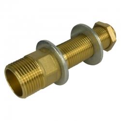 """MEREO - Prodloužení do bytového jádra, 1/2"""" x 3/4"""", 115 mm (PR5059)"""
