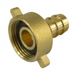 """MEREO - Hadičník s maticí, přímý, 3/4"""" x 14 mm (ZP201)"""