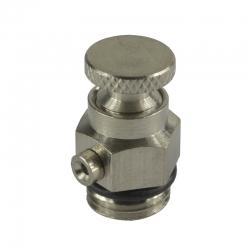 """MEREO - Ventil odvzdušňovací kovový, manuální, 1/2"""" (PR8033)"""
