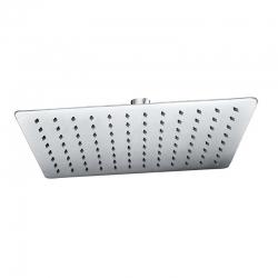 MEREO - Talířová sprcha horní, Slim, obdélník 300 x 200 mm, s kloubem (CB485G)