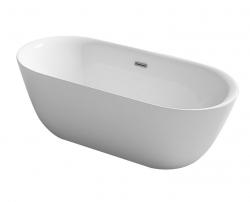 REA - Volně stojící vana Porto 170 bílá (REA-W0650)