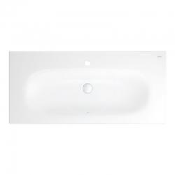 GROHE - Essence Umyvadlo s přepadem 1000x460 mm, PureGuard, alpská bílá (3956600H)