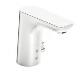 HANSA - Ligna Elektronická umyvadlová baterie, Bluetooth, chrom (06152219)