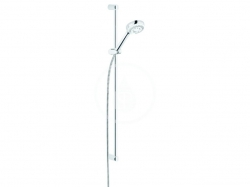 KLUDI - Logo Set sprchové hlavice, tyče a hadice, chrom (6839305-00)