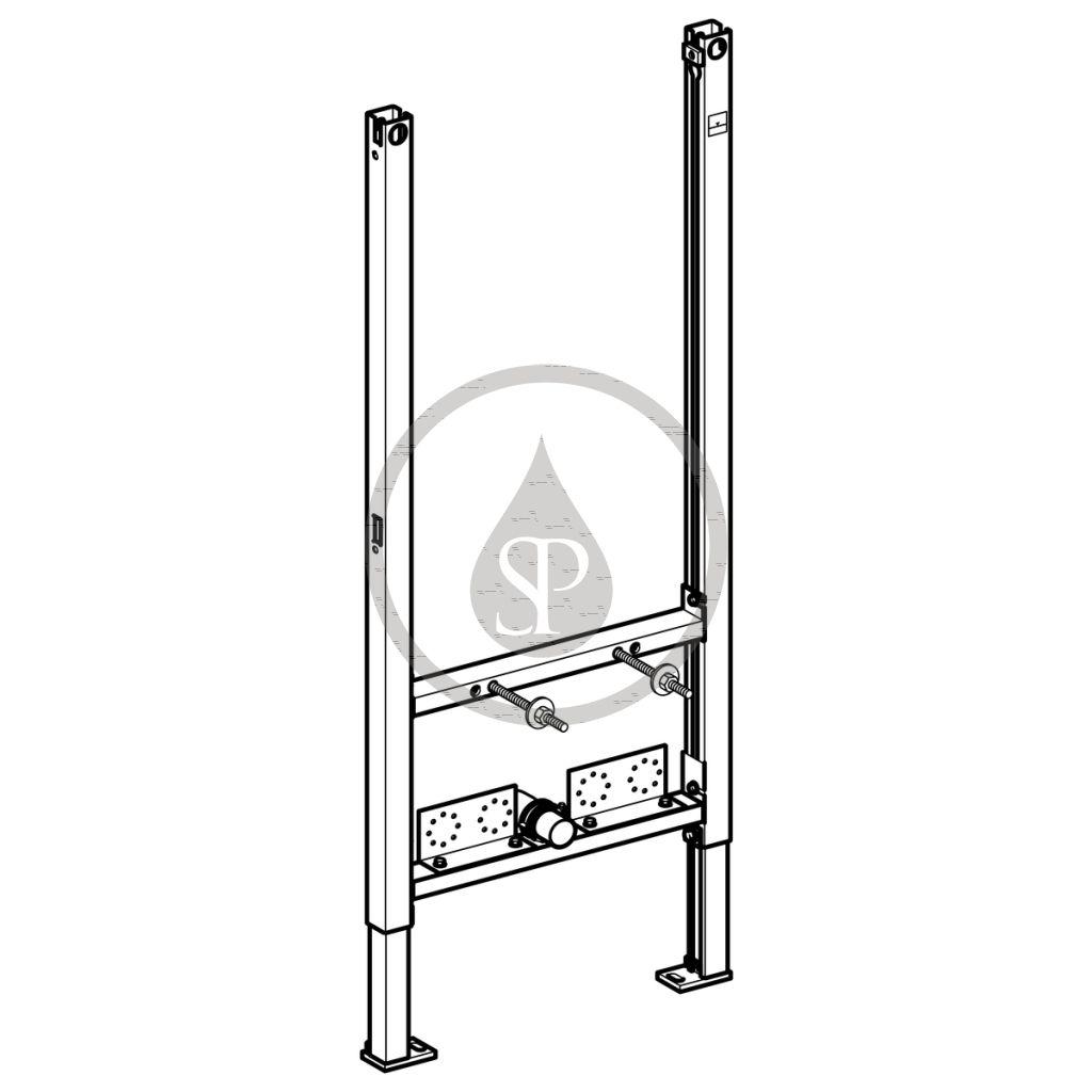GEBERIT - Duofix Montážní prvek pro bidet, 112 cm, univerzální (111.534.00.1)