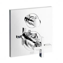 AXOR - Citterio Vanová termostatická podomítková baterie, chrom (39725000)