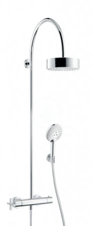 AXOR - Citterio Sprchová souprava Showerpipe s termostatem, chrom (39670000)