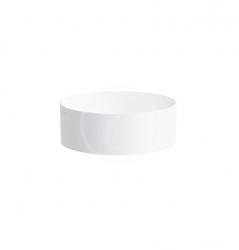 Laufen - Living Umyvadlová mísa, průměr 380 mm, bílá (H8114350001121)