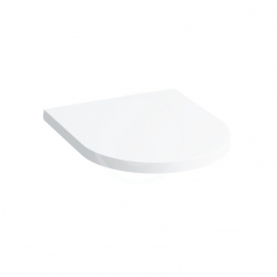 Laufen - Kartell WC sedátko s poklopem, bílá (H8913310000001)