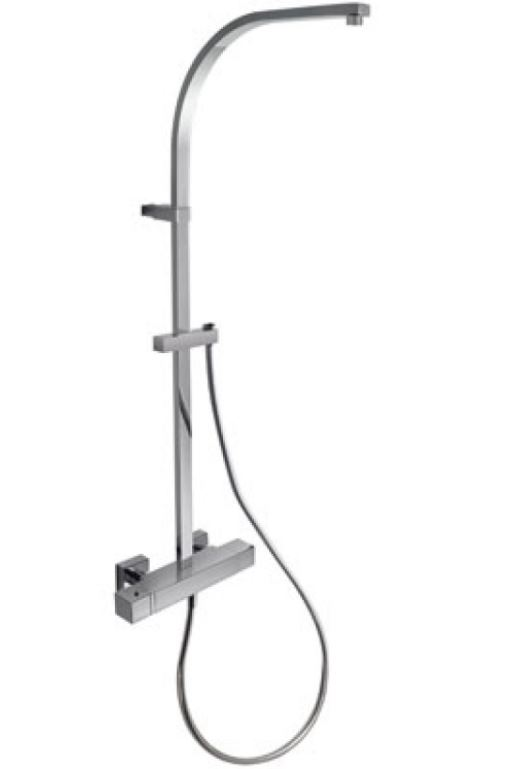 TRES Souprava termostatické sprchové baterie bez příslušenství 00749501