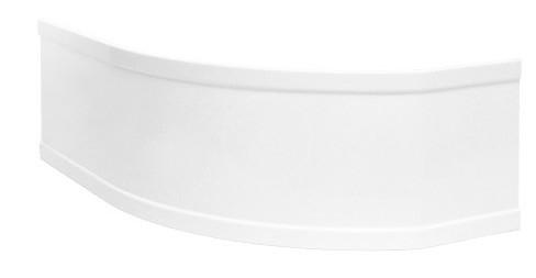 RAVAK Vanové panely Čelní panel k vaně Rosa I, 1600 mm, bílý CZL1000A00