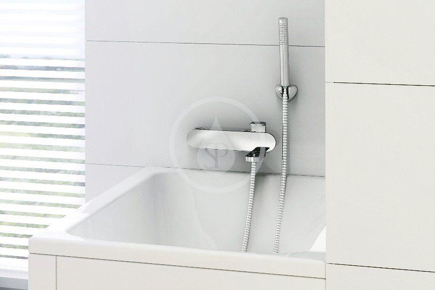 RAVAK - Sprchy Držák sprchy 610.00, plast (X07P010)