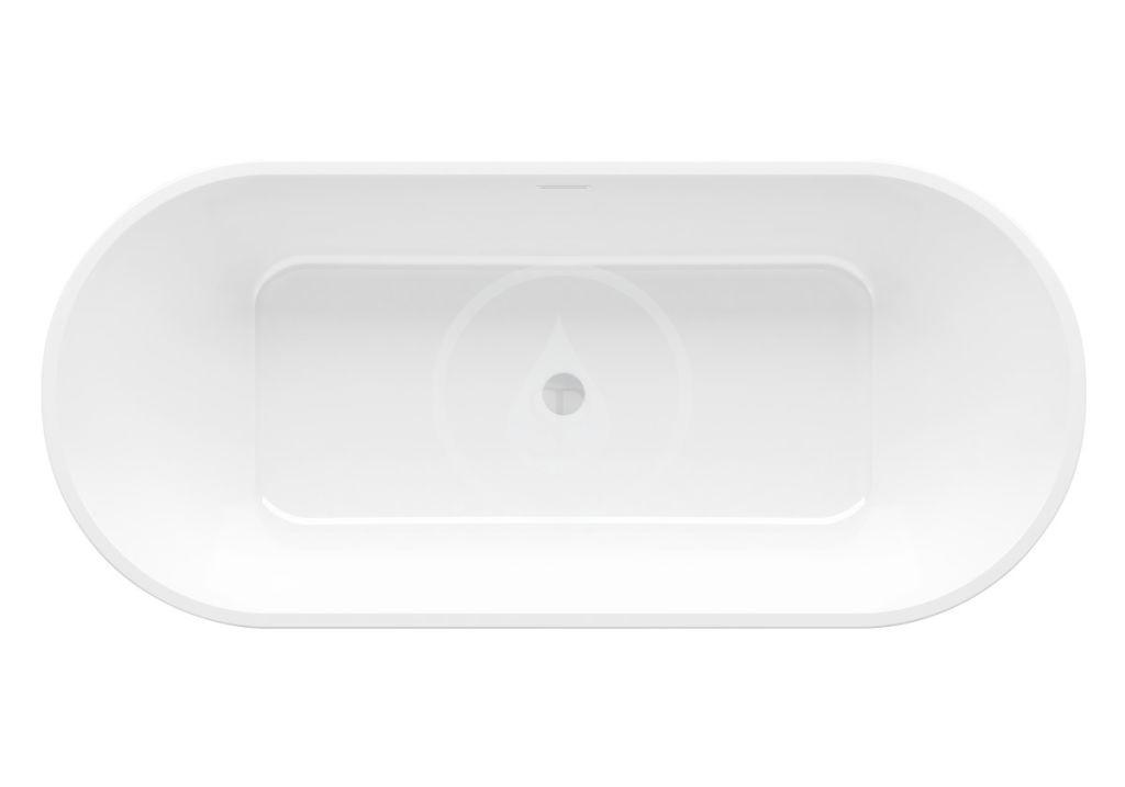 RAVAK Solo Vana Solo, volně stojící 1780x800 mm, bílá XC00100025