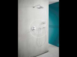 AXOR - Montreux Sprchová hlavice, 1 proud, chrom (16320000), fotografie 8/4