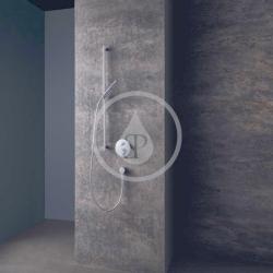 AXOR - Starck Termostat pod omítku s ventilem, chrom (10700000), fotografie 2/3