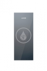 AXOR - MyEdition Destička 120 mm, černé sklo (47902600)