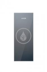AXOR - MyEdition Destička 200 mm, černé sklo (47900600)