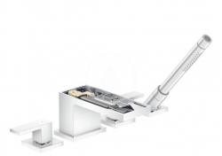 AXOR - MyEdition Vanová baterie, 4-otvorová instalace, chrom/bez destičky (47432000)