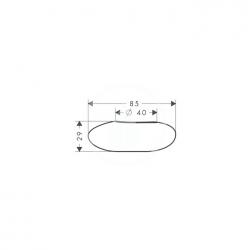 AXOR - Massaud Svícen (42271000), fotografie 4/2