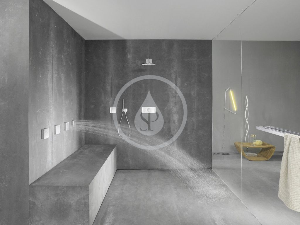 AXOR - Citterio E Boční sprcha, chrom (36822000)