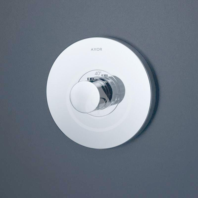 AXOR - ShowerSelect Highflow termostat pod omítku, chrom (36721000)