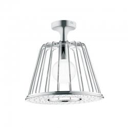AXOR - LampShower Horní sprcha 1jet s napojením od stropu a designem Nendo, chrom (26032000)