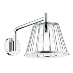 AXOR - LampShower Horní sprcha 1jet se sprchovým ramenem a designem Nendo, chrom (26031000)