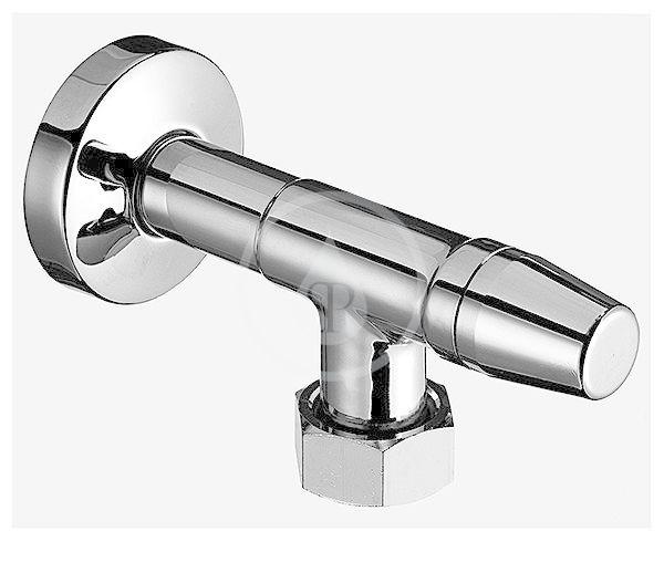 SCHELL Příslušenství Rohový ventil k vodoměru, chrom 101000699