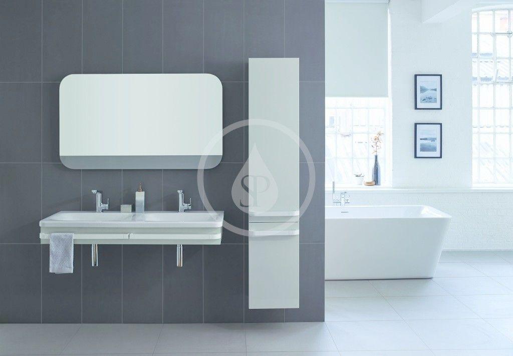 IDEAL STANDARD - Tonic II Nábytková rukojeť 350 mm, lesklá bílá (R4355WG)