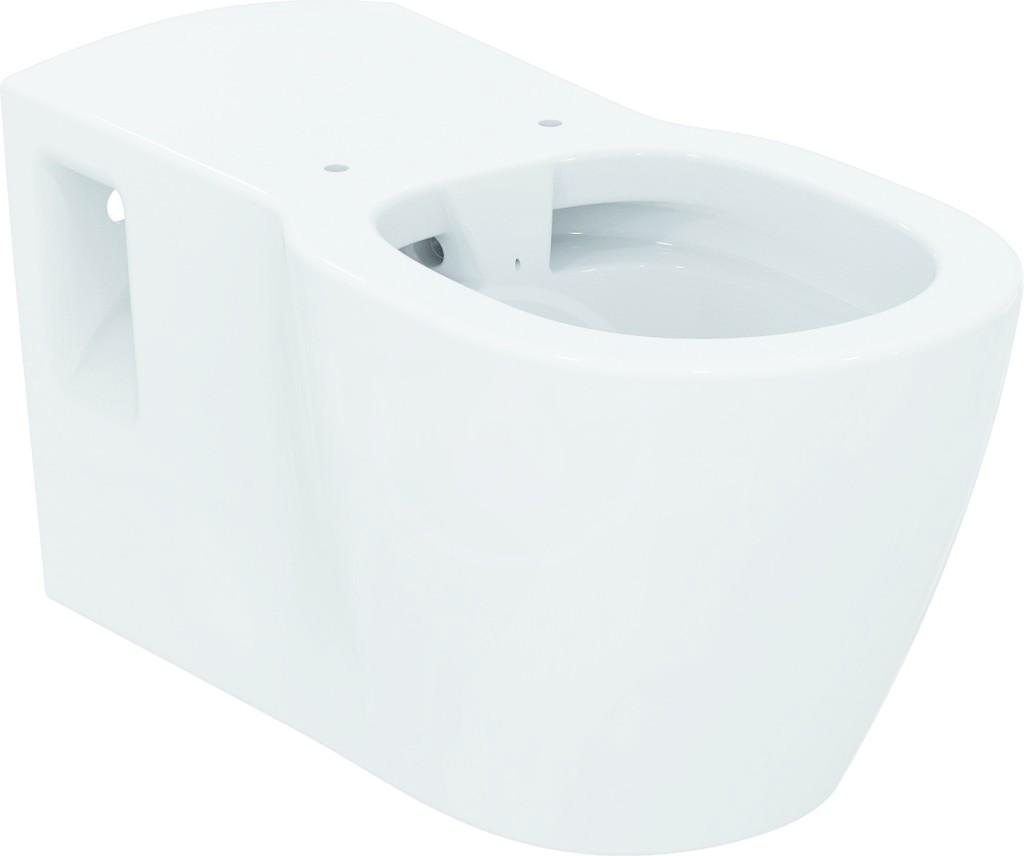 IDEAL STANDARD Connect Freedom Závěsný klozet pro tělesně postižené 360 x 385 x 700 mm RIMLESS (bez