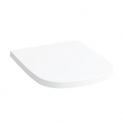 Laufen - Palomba Collection WC sedátko se sklápěním SoftClose, bílá (H8918020000001)