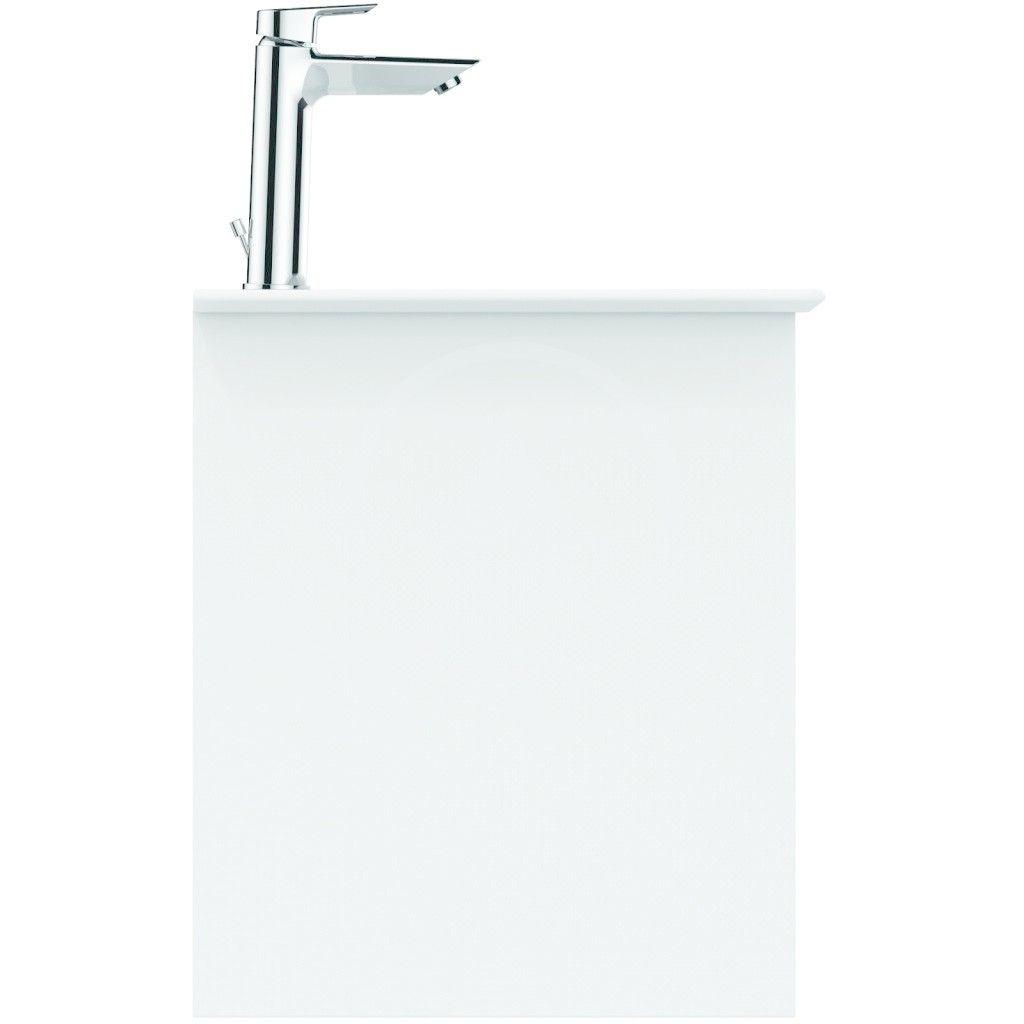 IDEAL STANDARD - Connect Air Skříňka pod umyvadlo, 800x440x517 mm, lesklá bílá/světlá šedá mat (E0819KN)