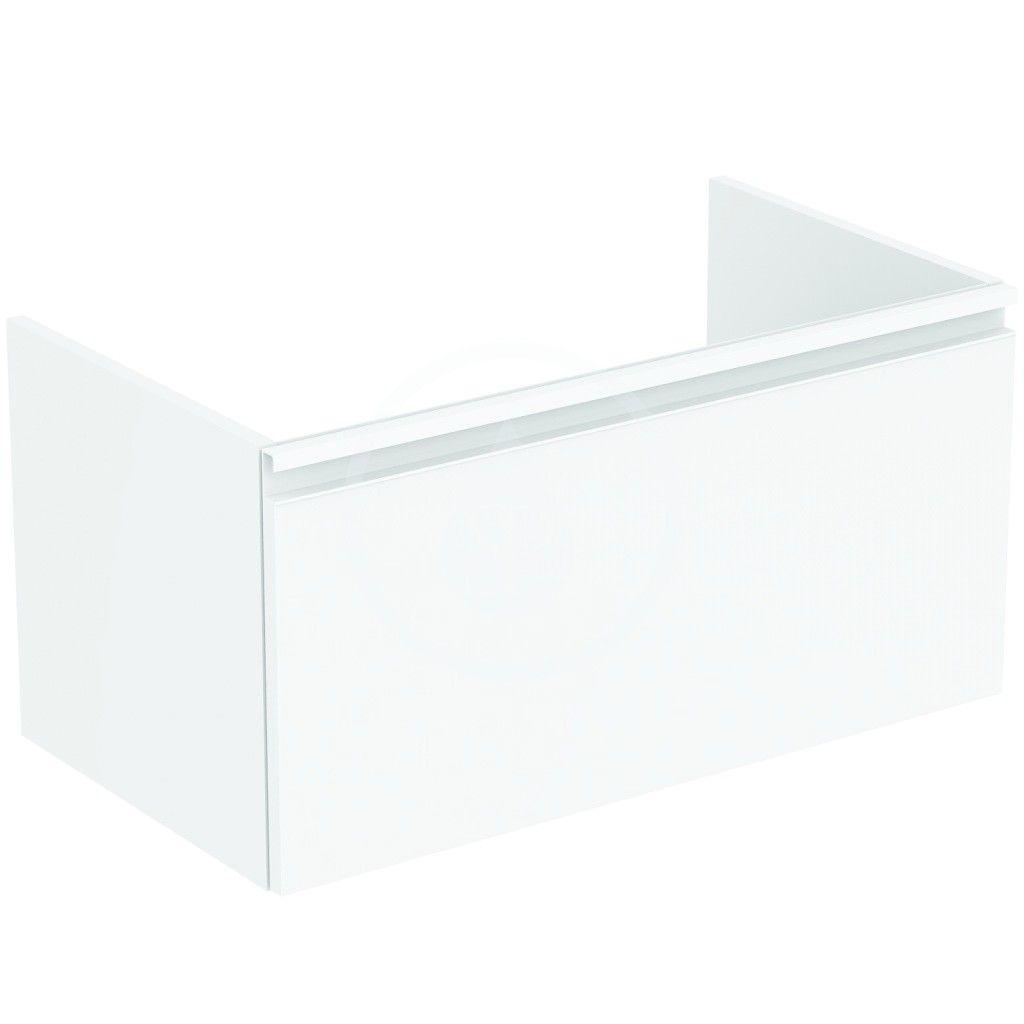 IDEAL STANDARD - Tesi Skříňka pod umyvadlo, 800x440x400 mm, dekor světlé dřevo (T0047VI)