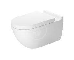 DURAVIT - Starck 3 Závěsné WC, s HygieneGlaze, alpská bílá (2226092000)