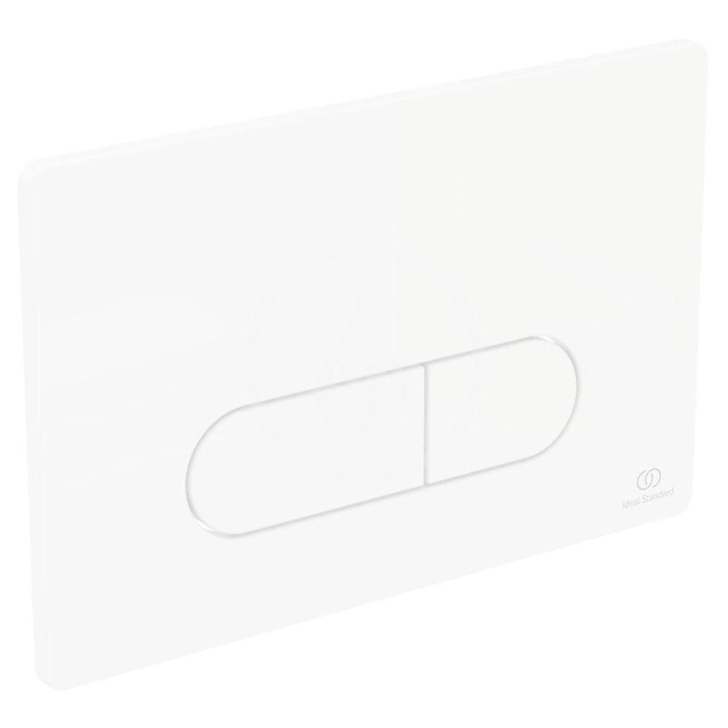 IDEAL STANDARD Oleas Ovládací tlačítko splachování Oleas P1, bílá R0116AC