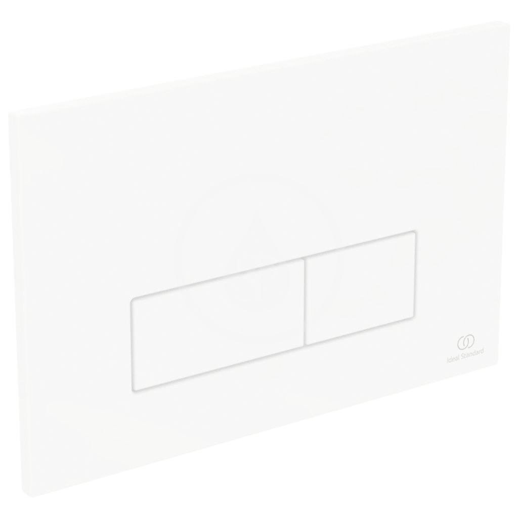 IDEAL STANDARD Oleas Ovládací tlačítko splachování Oleas P2, bílá R0119AC