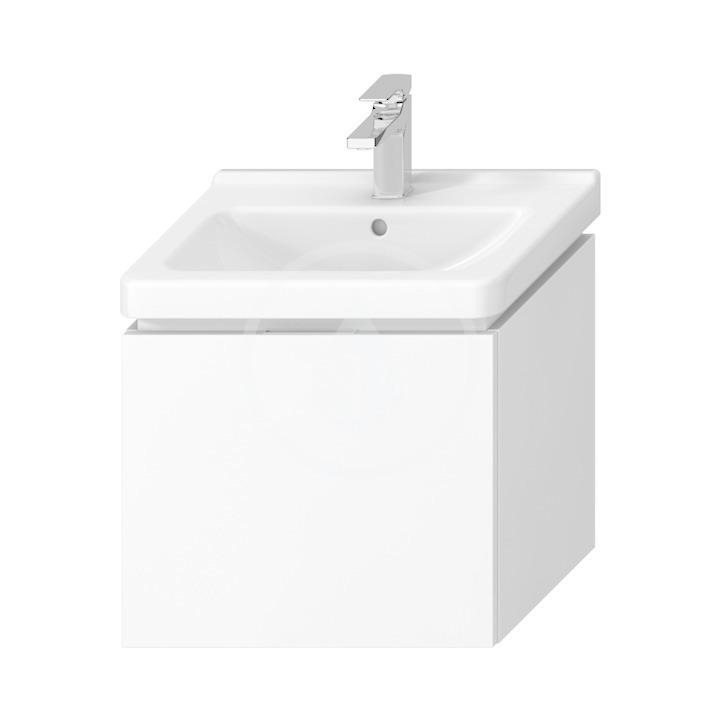 JIKA Cubito Skříňka pod umyvadlo 540x480 mm, bílá H40J4223015001
