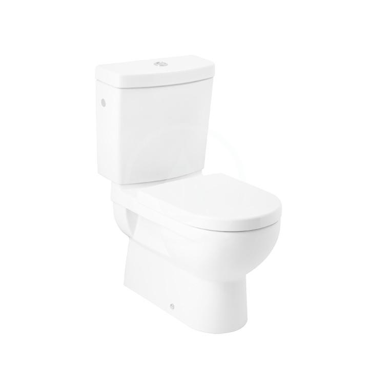 JIKA Mio WC mísa kombi, bílá H8237160000001