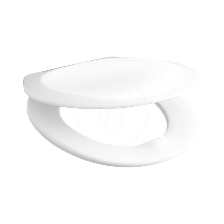 JIKA Dino WC sedátko s poklopem, bílá H8933703000631