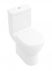 VILLEROY & BOCH - Subway WC kombi mísa, Vario odpad, alpská bílá (66091001)