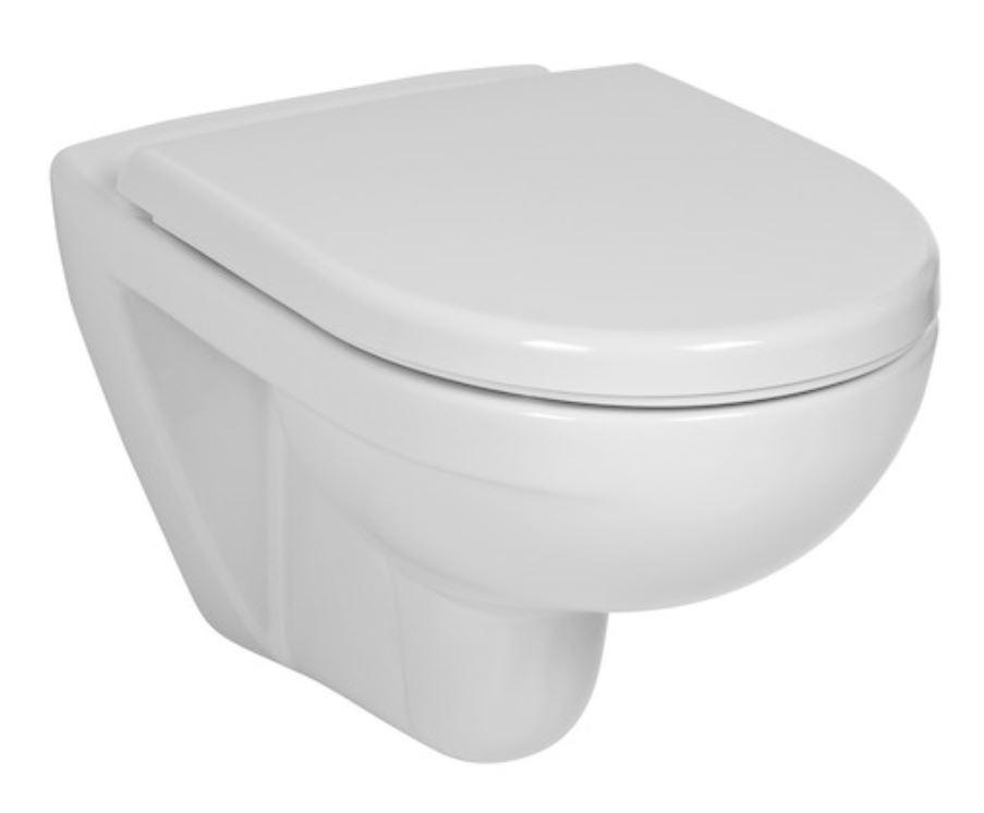 JIKA Lyra plus Závěsné WC, bílá H8233800000001