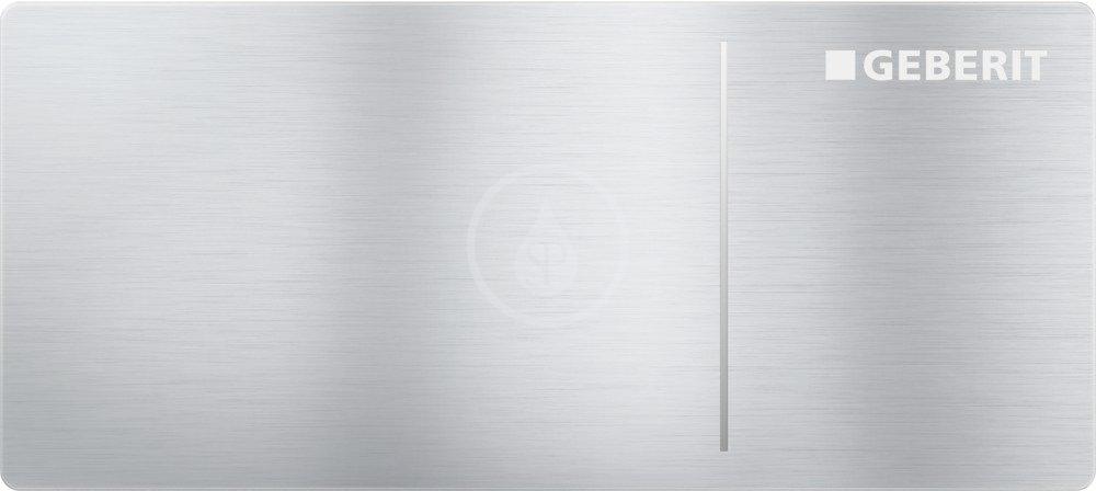 GEBERIT Omega70 Nábytkové ovládací tlačítko typ 70, pro oddálené ovládání, pro splachovací nádržku p