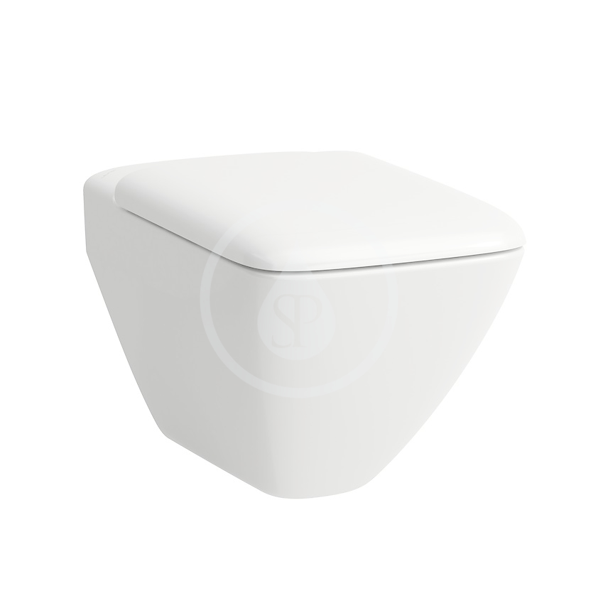 Laufen Palace Závěsný klozet, 560 x 360 mm, bílá standardní provedení H8207000000001